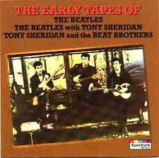 CD The Beatles / The Beatles with Tony Sheridan The Early Tapes Of Spectrum