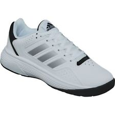 ADIDAS CLOUDFOAM ILATION MENS LEATHER TRAINERS