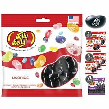 Jelly belly licorice jelly beans bag for Swedish fish jelly beans