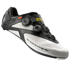 --  Mavic Scarpe Strada Cosmic Ultimate II, White/Black/Black Mavic 377961