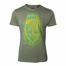 GUARDIANS OF THE GALAXY VOL 2 I AM GROOT T-SHIRT - Green