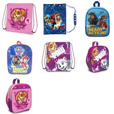 Paw Patrol Bags and Backpacks (Assorted)