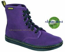 "DOC DR. MARTENS "" ANKLE BOOTS "" ECLECTIC SHOREDITCH 13524510 PURPLE GR.37"
