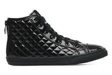 Donna Geox D New Club D D4458d Sneakers Nero