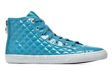 Donna Geox D New Club A D4258a Sneakers Azzurro