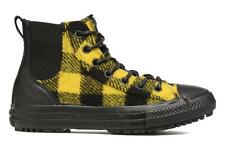 Donna Converse Chuck Taylor All Star Chelsea Boot Woolrich Hi Sneakers Nero -