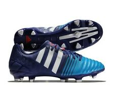 ADIDAS NITROCHARGE 1.0 FG VIOLA Firm Ground PERFORMANCE CALCIO stivali