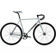 Cinelli Tipo Pista Full Single Speed Retro Fixie Bike - Grey