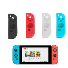 Soft Silicone Controller Protective Covers F Nintendo Switch Joy-Con Controllers