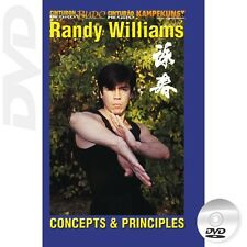 DVD Wing Chun Kung Fu Concepts and priciples