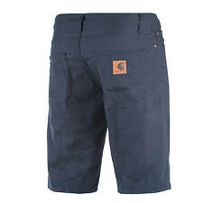 Carhartt Klondike II Short navy duke blue rinsed