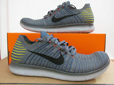nike free RN flyknit mens running trainers 831069 008 sneakers shoes CLEARANCE