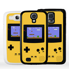 Cover per Samsung Galaxy A J S Edge Note Mini GAME BOY Nintendo Custodia rigida
