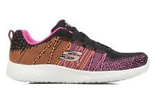 Donna Skechers Burst - Ellipse 12437 Scarpe Sportive Multicolore