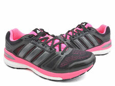 adidas Supernova Sequence Boost 7 Womens Running Training Trainers Shoes Black