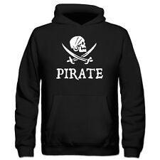 Pirate Kinder Kapuzenpulli