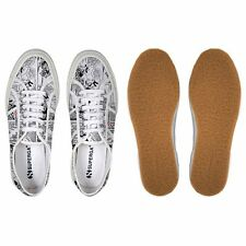 scarpe SUPERGA cartoon 2750 DISNEY COMIC 1 COTU F90 COMICS WHITE FUMETTI S002b50
