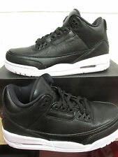 nike air jordan 3 retro mens hi top basketball trainers 136064 020 sneakers
