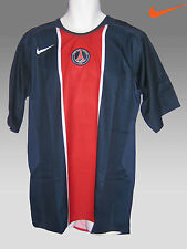 Rare NIKE PSG FOOTBALL Player Issue Match Home Shirt No Sponsor