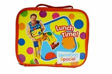 Something Special Mr Tumble Nursery Kids Lunch Box Water Bottle