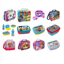 Paw Patrol Lunch Bags and Boxes (Assorted)