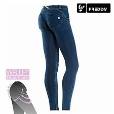 Freddy WR.UP WRUP1LJ1E J0/Y Jeans Donna Skinny Fit COL. DENIM SCURO NEW