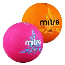 Mitre Oasis Moulded Training Netball