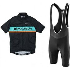 Madison Pour Homme Sportif Vélo Cyclisme Route Lot Initial Maillot + Cuissard