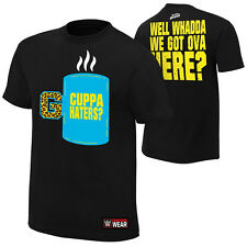"""WWE: Enzo & Big Cass """"Cuppa Haters"""" Authentic T-Shirt - Official Store"""