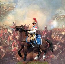 NOW REDUCED Boxed Detailed Metal Hand Painted Heavy Napoleonic Cavalry Soldier