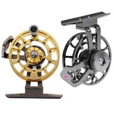 Aluminium Alloy Trout Fly Fishing Reel Ice Fly Reel 2 Color Available