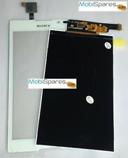 LCD Display+Touch Screen Digitizer For Sony Xperia C Dual S39 S39h C2304 C2305
