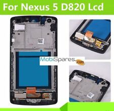 LCD Display with Touch Screen Digitizer+Frame For Google Nexus 5 D820/D821