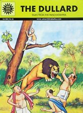Panchatantra The Dullard And Other Stories Book by Kamala Chandrakant, Amar Chi