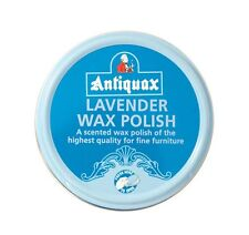 Antiquax Original Wax Polish, Marble Wax, Leather Soap, Lavender Polish