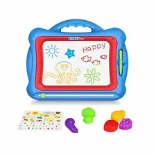 GP - NextX Magnetic Drawing Board For Kids - Erasable Colorful Magna Doodle D...