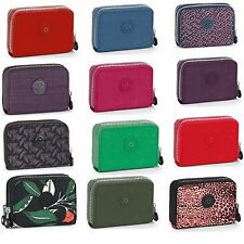 Kipling Abra  Zip Around Purse - New with Tags - 13 Colours Kipling