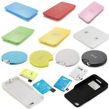 Qi Wireless Power Charger X5 X6 Lade Receiver Multi Pad Multi Color