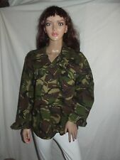 British Army FIELD SHIRT - All Sizes - Woodland DPM Camouflage Military Camo