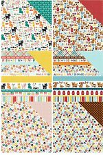 "Echo Park Meow Bark Double-Sided Cardstock 12""X12"" Miauen Bellen"