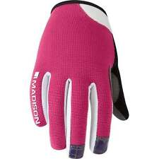 Madison Trail Youth Full Finger MTB Mountain Bike Cycle Cycling Gloves