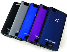 ★ IMPORTED LOGO SERIES SOFT+HARD BACK CASE COVER FOR ★ GIONEE M2 ★