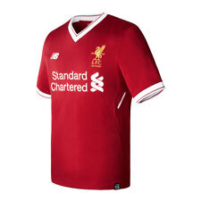 Maillot homme domicile Liverpool FC 2017-2018 New Balance