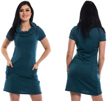 INNOCENT LIFESTYLE ROLL NECK DRESS