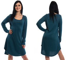 INNOCENT LIFESTYLE WINTER DRESS TEAL