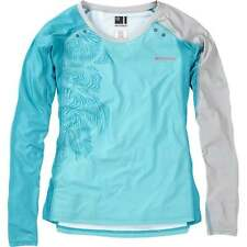 MADISON Flux Enduro donna maniche lunghe MOUNTAIN BIKE CICLISMO MAGLIA CICLISMO