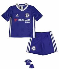 BRAND adidas Chelsea Home Kit 2016 2017 Mini Royal
