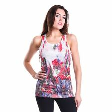 Innocent Lifestyle Abstract Vest Top Multi