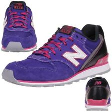 New Balance WR996EH Classic Sneaker Women Shoes purple blue 996
