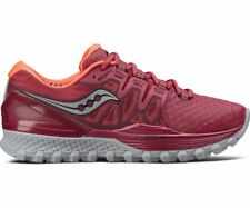 Saucony Xodus Iso 2 W Berry/Coral - Scarpa Trail Running Donna